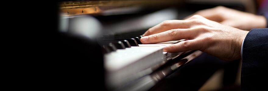 intensive piano class