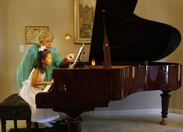 Young Pianist Shines in Competition