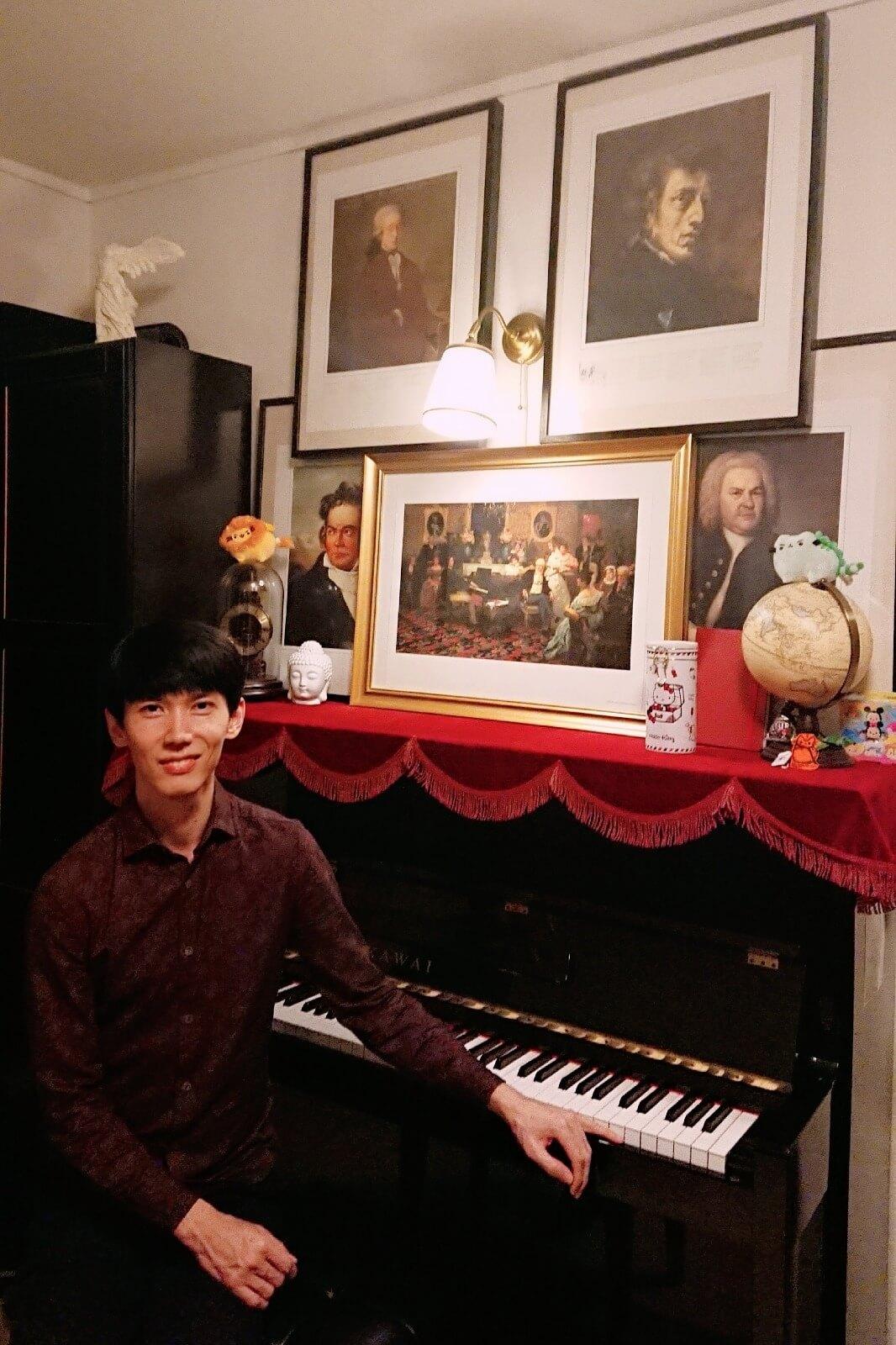 Maurice Tan
